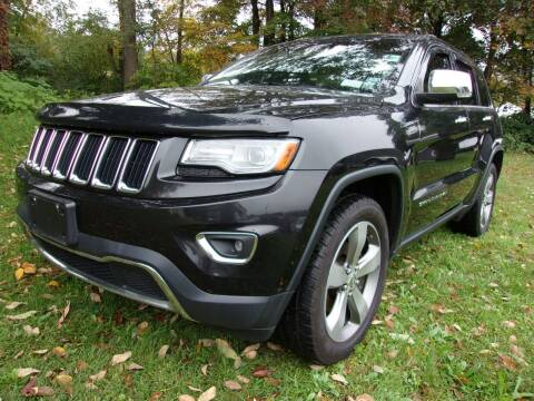 2014 Jeep Grand Cherokee for sale at Sussex County Auto Exchange in Wantage NJ