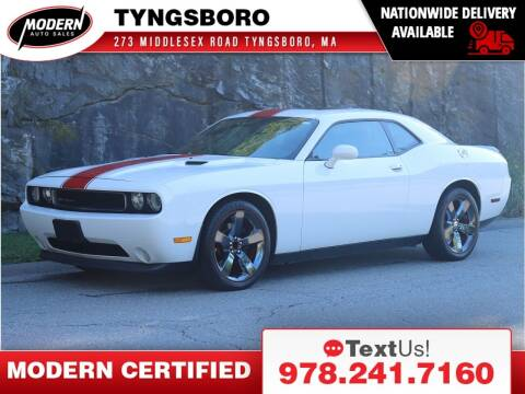 2012 Dodge Challenger for sale at Modern Auto Sales in Tyngsboro MA