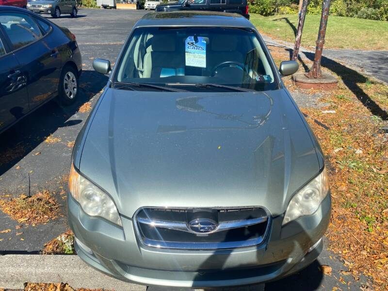 2009 Subaru Legacy for sale at Bethlehem Auto Sales in Bethlehem PA