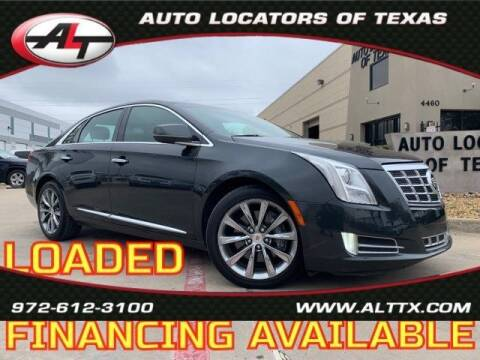 2013 Cadillac XTS for sale at AUTO LOCATORS OF TEXAS in Plano TX