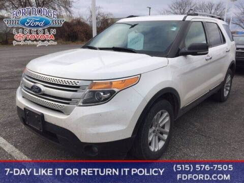 2012 Ford Explorer for sale at Fort Dodge Ford Lincoln Toyota in Fort Dodge IA