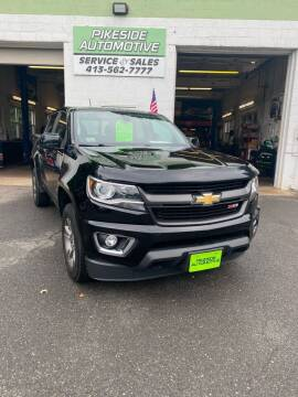 2016 Chevrolet Colorado for sale at Pikeside Automotive in Westfield MA