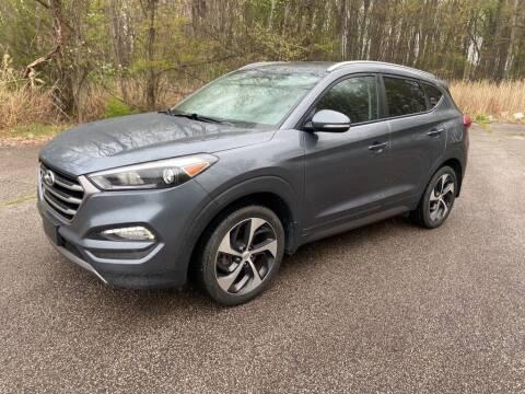 2016 Hyundai Tucson for sale at TKP Auto Sales in Eastlake OH
