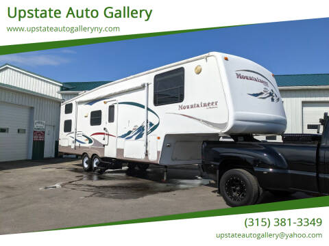 2004 Keystone Montana Mountaineer for sale at Upstate Auto Gallery in Westmoreland NY