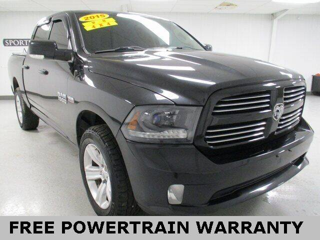 2015 RAM Ram Pickup 1500 for sale at Sports & Luxury Auto in Blue Springs MO