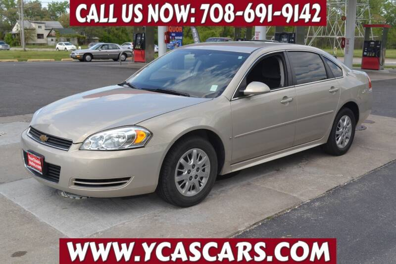 2009 Chevrolet Impala for sale at Your Choice Autos - Crestwood in Crestwood IL