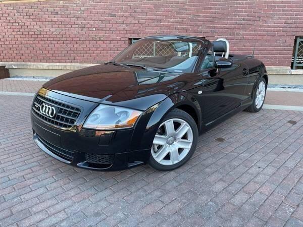 2004 Audi TT for sale at Euroasian Auto Inc in Wichita KS