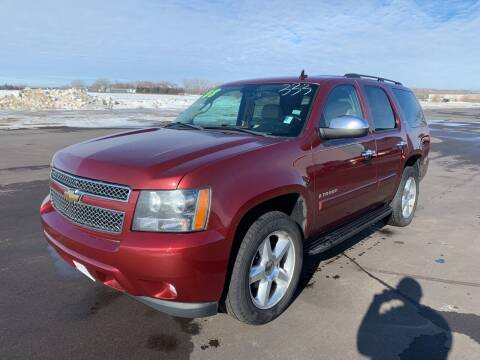 2008 Chevrolet Tahoe for sale at De Anda Auto Sales in South Sioux City NE