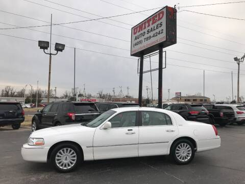 2005 Lincoln Town Car for sale at United Auto Sales in Oklahoma City OK
