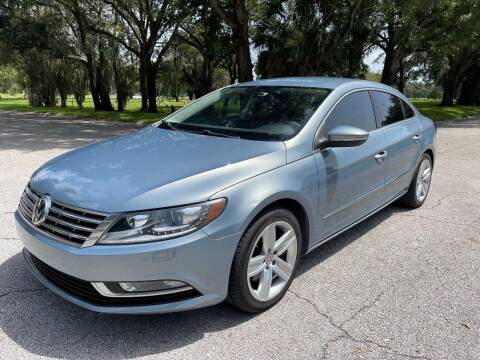 2013 Volkswagen CC for sale at ROADHOUSE AUTO SALES INC. in Tampa FL