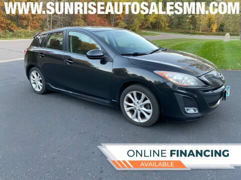 2011 Mazda MAZDA3 for sale at Sunrise Auto Sales in Stacy MN