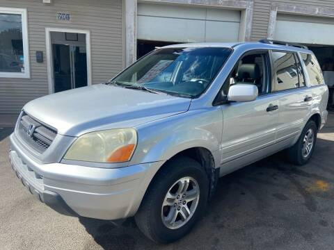 2005 Honda Pilot for sale at Global Auto Finance & Lease INC in Maywood IL