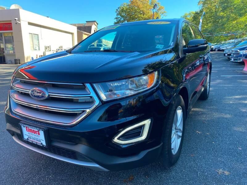 2017 Ford Edge SEL 4dr Crossover - Elizabeth NJ