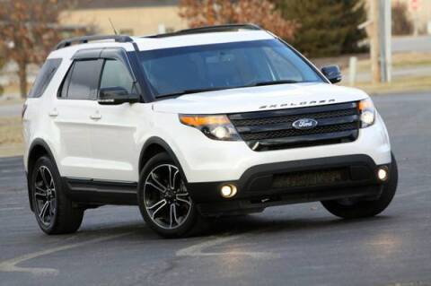 2015 Ford Explorer for sale at MGM Motors LLC in De Soto KS