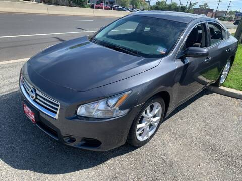 2012 Nissan Maxima for sale at STATE AUTO SALES in Lodi NJ