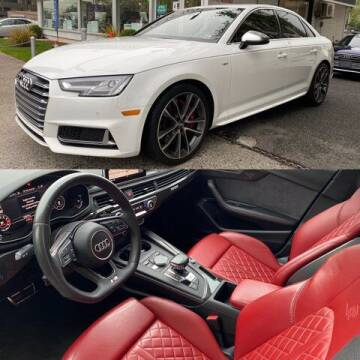 2018 Audi S4 for sale at Certified Luxury Motors in Great Neck NY