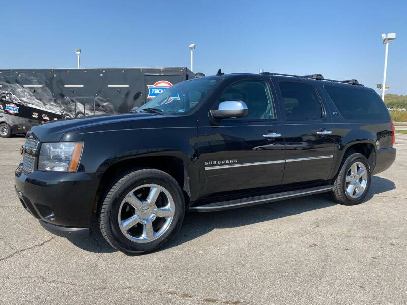 2013 Chevrolet Suburban for sale at N Motion Sales LLC in Odessa MO