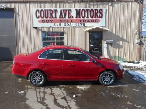 2010 Volkswagen Jetta for sale at Court Avenue Motors in Adel IA