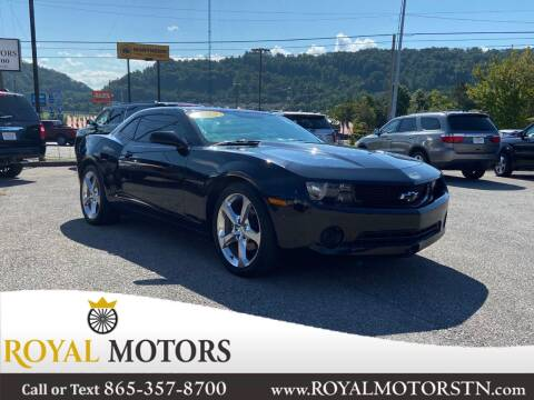 2013 Chevrolet Camaro for sale at ROYAL MOTORS LLC in Knoxville TN