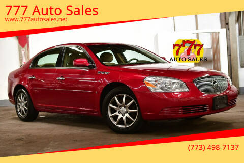 2006 Buick Lucerne for sale at 777 Auto Sales in Bedford Park IL