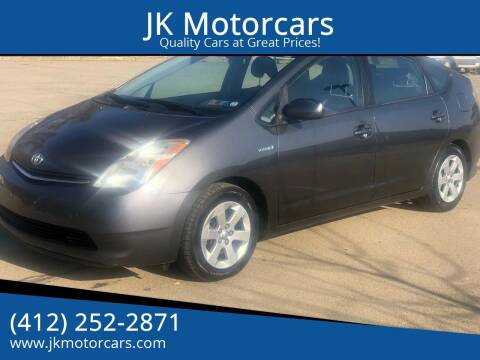 2007 Toyota Prius for sale at JK Motor Cars in Pittsburgh PA