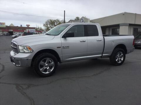 2015 RAM Ram Pickup 1500 for sale at Beutler Auto Sales in Clearfield UT