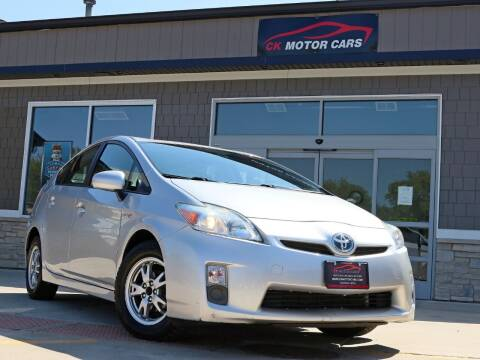2010 Toyota Prius for sale at CK MOTOR CARS in Elgin IL
