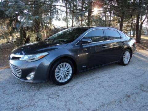 2013 Toyota Avalon Hybrid for sale at HUSHER CAR CO in Caledonia WI