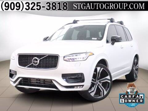 2020 Volvo XC90 for sale at STG Auto Group in Montclair CA