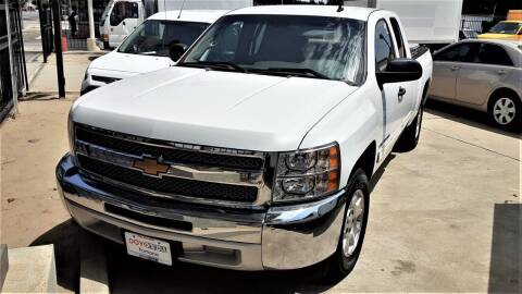 2013 Chevrolet Silverado 1500 for sale at DOYONDA AUTO SALES in Pomona CA