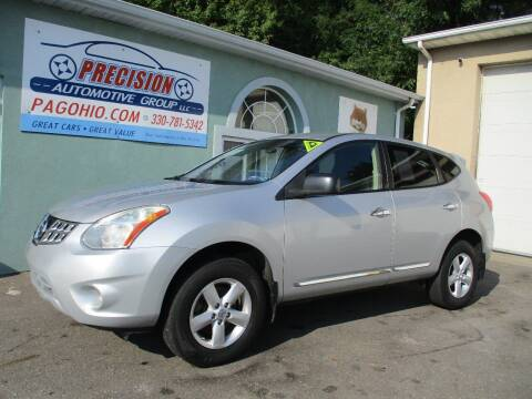2012 Nissan Rogue for sale at Precision Automotive Group in Youngstown OH