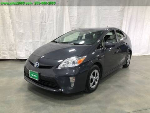 2015 Toyota Prius for sale at Green Light Auto Sales LLC in Bethany CT