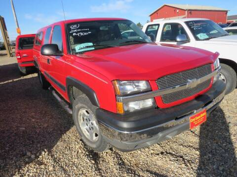 2005 Chevrolet Silverado 1500 for sale at Grey Goose Motors in Pierre SD