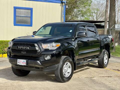 2018 Toyota Tacoma for sale at USA Car Sales in Houston TX