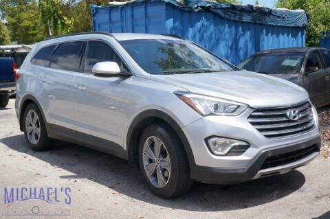2015 Hyundai Santa Fe for sale at Michael's Auto Sales Corp in Hollywood FL
