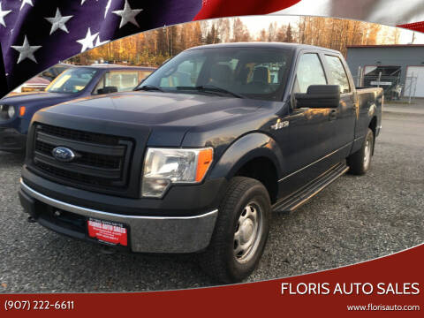 2013 Ford F-150 for sale at FLORIS AUTO SALES in Anchorage AK