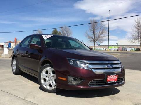 2011 Ford Fusion for sale at Rocky Mountain Commercial Trucks in Casper WY