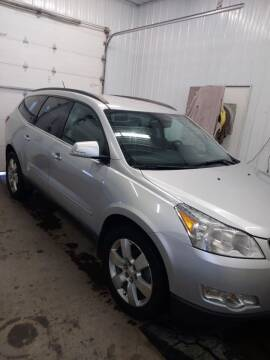 2012 Chevrolet Traverse for sale at WB Auto Sales LLC in Barnum MN