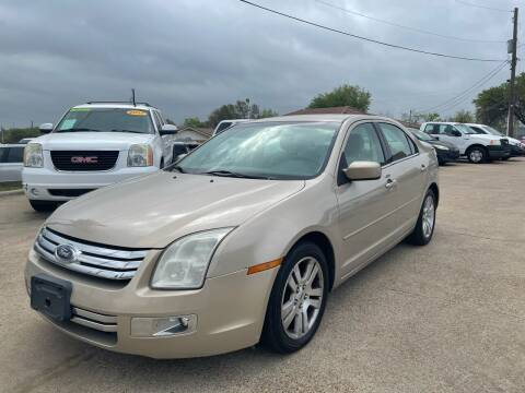 2008 Ford Fusion for sale at CityWide Motors in Garland TX
