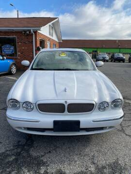 2004 Jaguar XJR for sale at L&M Auto Import in Gastonia NC