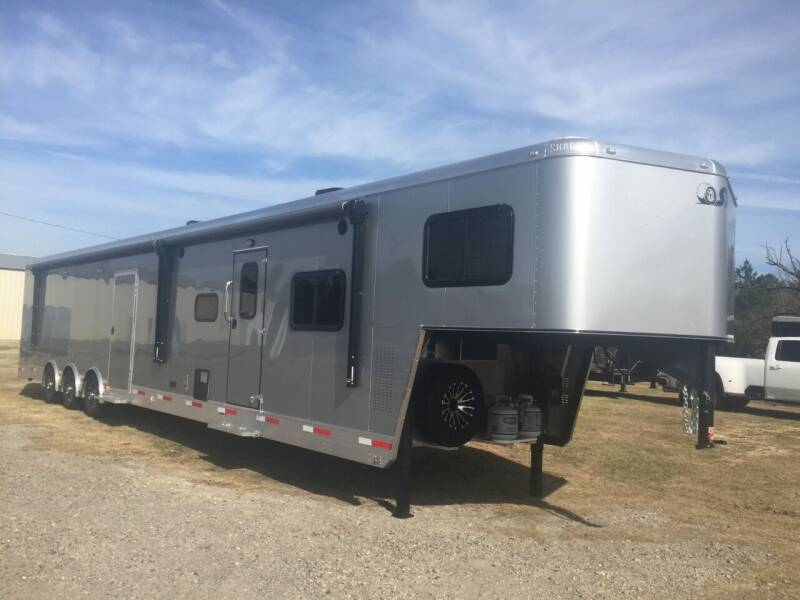 2021 Shadow 48 FT GN Race Trailer for sale at Custom Auto Sales - TRAILERS in Longview TX