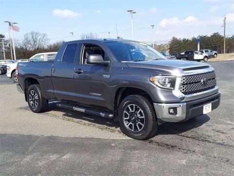 2018 Toyota Tundra for sale at Gentilini Motors in Woodbine NJ