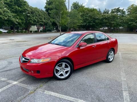 2006 Acura TSX for sale at Uniworld Auto Sales LLC. in Greensboro NC