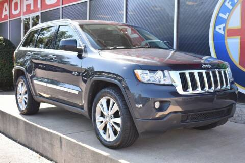 2013 Jeep Grand Cherokee for sale at Alfa Romeo & Fiat of Strongsville in Strongsville OH