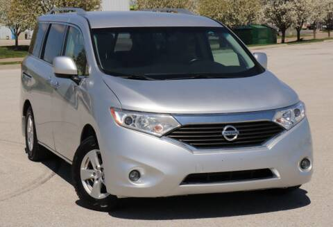 2016 Nissan Quest for sale at Big O Auto LLC in Omaha NE