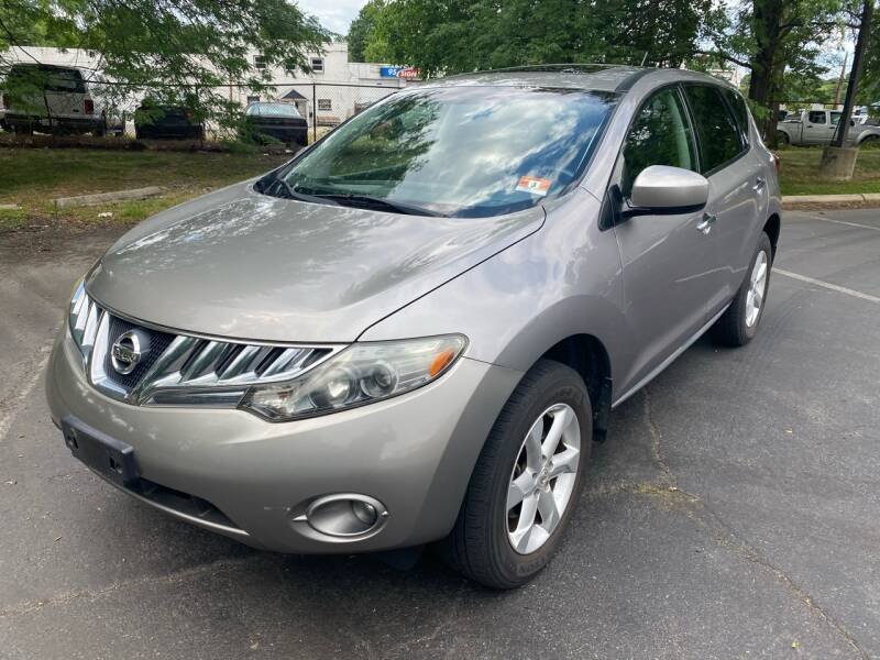 2009 Nissan Murano for sale at Car Plus Auto Sales in Glenolden PA