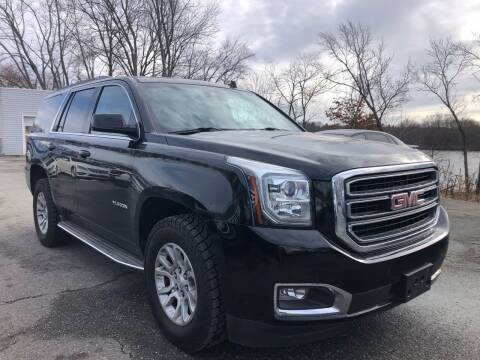 2015 GMC Yukon for sale at Top Line Import of Methuen in Methuen MA