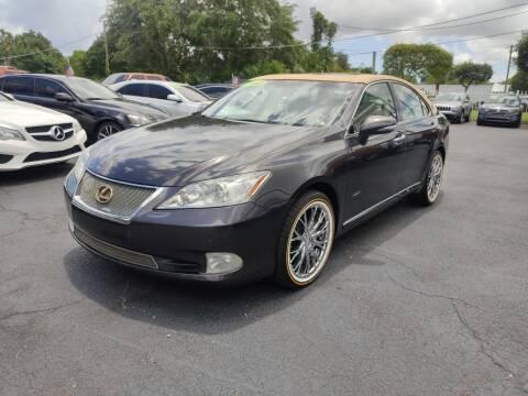 2010 Lexus ES 350 for sale at Bargain Auto Sales in West Palm Beach FL