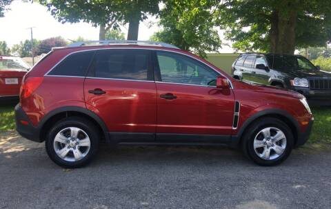 2013 Chevrolet Captiva Sport for sale at Antique Motors in Plymouth IN
