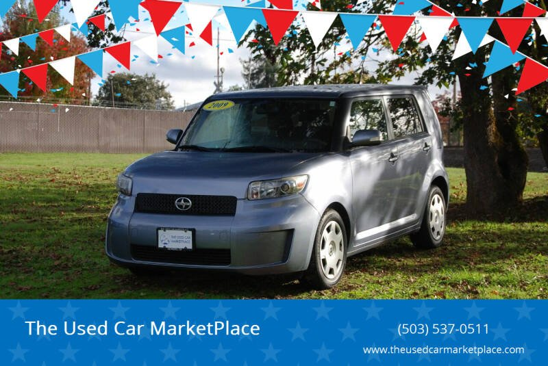 2009 Scion xB for sale at The Used Car MarketPlace in Newberg OR